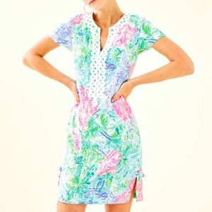 NWT Lilly Pulitzer Bohemian Queen Cassidy Dress